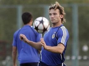 Андрей Шевченко готовится сыграть с Барселоной