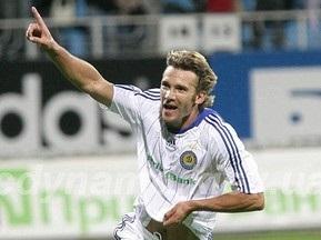 Шевченко может пропустить матч с Барселоной