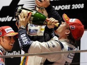 Росберг вважає себе переможцем Гран-прі Сінгапуру-2008