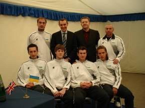 Кубок Девіса-2010: Українці зустрінуться зі збірною Латвії