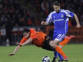 Динамо сыграет с Шахтером в четвертьфинале Кубка Украины