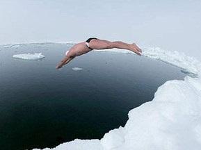 Британский пловец хочет устроить заплыв на Эвересте