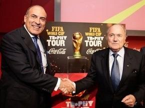 Кубок мира по футболу привезут в Донецк