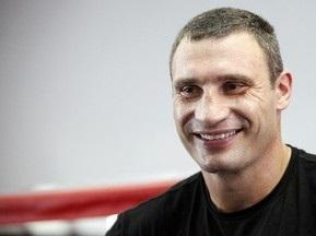 Виталий Кличко пообещал удивить всех своим выступлением