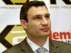 Виталий Кличко: Я найду ошибки у Арреолы и использую их