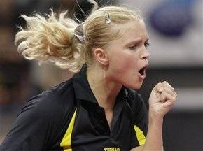 Україна вперше завоювала медаль на ЧЄ з настільного тенісу