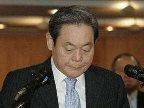 Экс-глава концерна Samsung выплатил штраф в 91 млн долларов