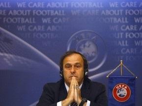 Платини подтвердил намерение УЕФА ввести ограничение на суммы трансферов в Европе