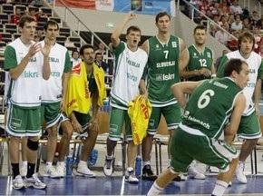 Евробаскет-2009: Сборная Словении стала последним полуфиналистом