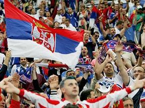 Уболівальників Тулузи побили в Белграді