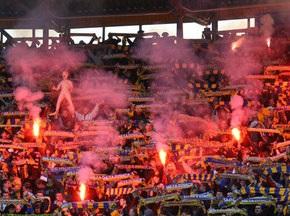 УЕФА угрожает стадиону Металлист дисквалификацией