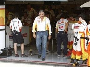 Бриаторе рассказал, почему ушел из Renault