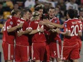 Тимощука визнано найкращим гравцем матчу Маккабі - Баварія