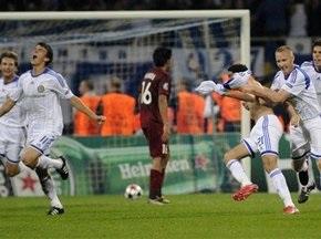 Динамо стартує в Лізі Чемпіонів з перемоги над Рубіном