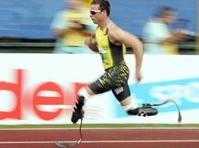 Безногий бігун постане перед судом за те, що травмував дівчині ногу