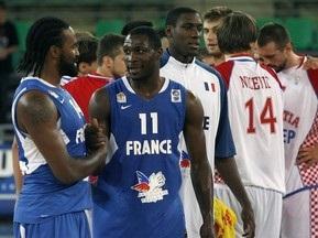 Евробаскет-2009: Сборная Франции обыграла команду Хорватии