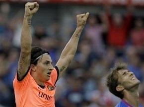 Примера: Барселона и Чигринский побеждают Хетафе, Реал громит Эспаньол