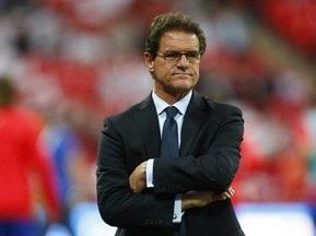 Капелло считает Интер фаворитом Лиги Чемпионов