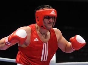 Капітоненко вийшов у фінал Чемпіонату світу з боксу