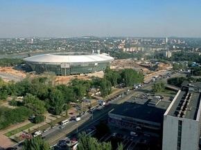 Евро-2012: Донецкий аэропорт начнут строить в конце сентября