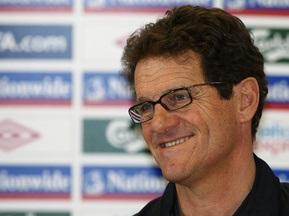 Капелло обмежить спілкування англійських футболістів з жінками на ЧС-2010