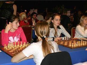 Шахматы: Украинки завоевали бронзу командного ЧМ-2009