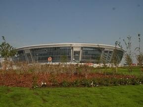 Руководители Донбасс-Арены опровергли слухи о трещине, якобы появившейся в конструкции здания