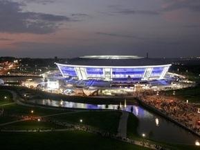 Источник: Донбасс-Арена дала трещину