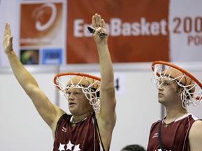 Евробаскет-2009: Сформовані групи кваліфікаційного раунду