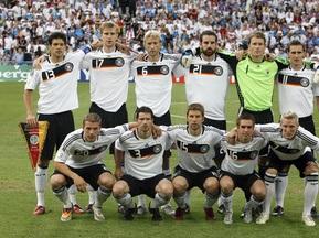ЧМ-2010: Сборная Германии уже забронировала отель в ЮАР