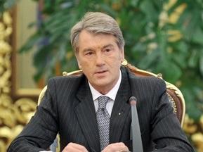 Ющенко: Проблем при підготовці до проведення Євро-2012 немає