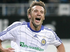 Блик: Шевченко заробив на футболі 60 мільйонів євро