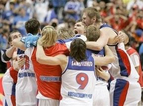 Сегодня стартует Евробаскет-2009