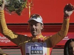 Вуэльта: Канчеллара победил на седьмом этапе