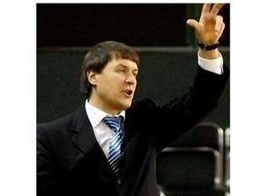 БК Киев определился с тренером