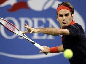 Федерер пожаловался на встречный ветер