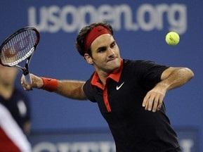 Федерер сыграет с Хьюиттом в следующем круге US Open