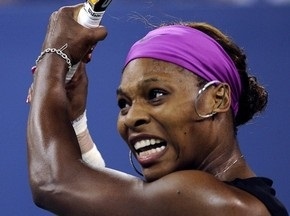 US Open-2009: Серена Уильямс вышла в третий круг