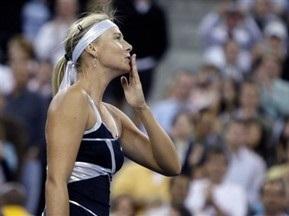 US Open-2009: Шарапова прошла во второй раунд