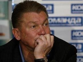Блохин будет спортивным директором Черноморца