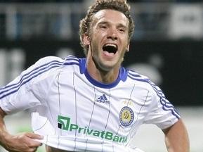 Возвращение: Шевченко забил за Динамо в дебютном матче