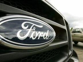Ford остановил конвейер на заводе в России