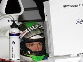 Гран-при Бельгии: Хайдфельд был лучшим на субботних свободных заездах