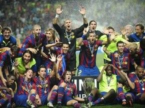 Барселона побеждает Шахтер в овертайме