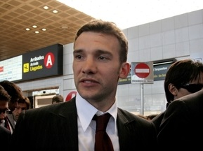 СМИ: Динамо заявило Андрея Шевченко на Лигу Чемпионов
