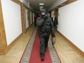В Киеве пытаются захватить здание НАК Надра Украины
