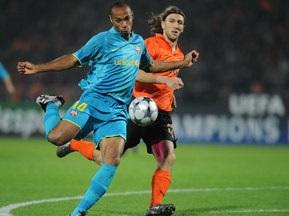 Marca: Барселона купила Чигринського за 25 мільйонів євро