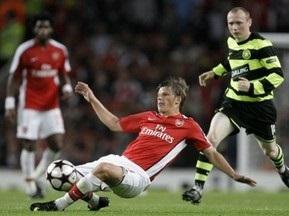 Аршавін: Я як вискочив на поле, так відразу і забив