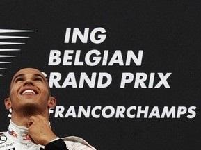 Гран-при Бельгии: Синоптики обещают прохладную погоду с вероятностью дождя