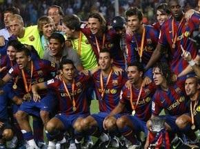 Барселона объявила о рекордных доходах